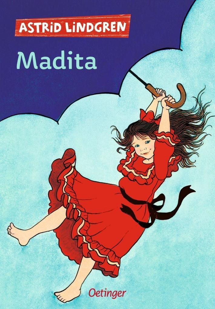 Madita als Buch