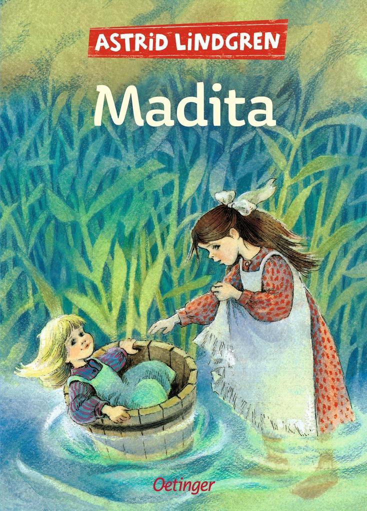 Madita. Gesamtausgabe als Buch