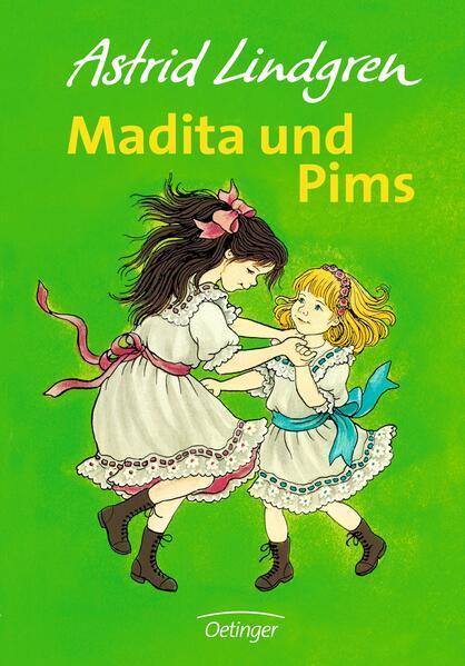 Madita und Pims als Buch