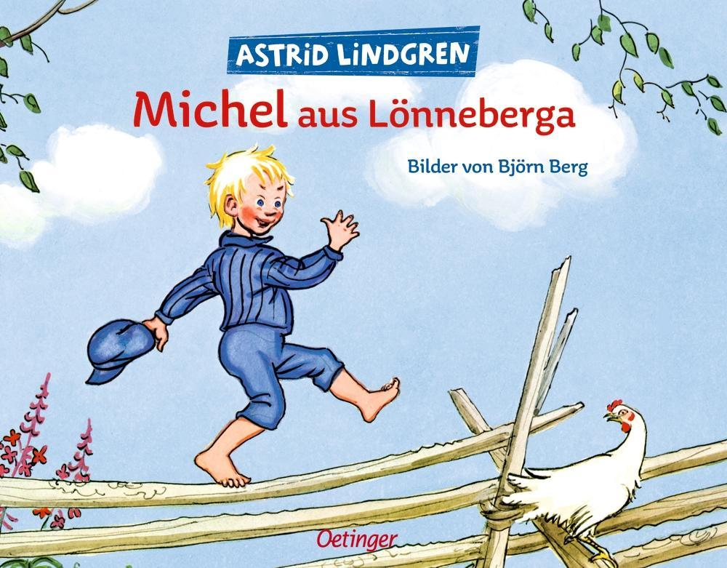 Michel aus Lönneberga als Buch