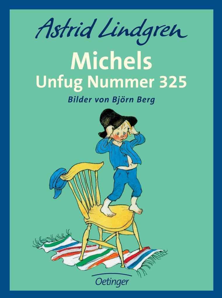 Michels Unfug Nummer 325 als Buch (gebunden)