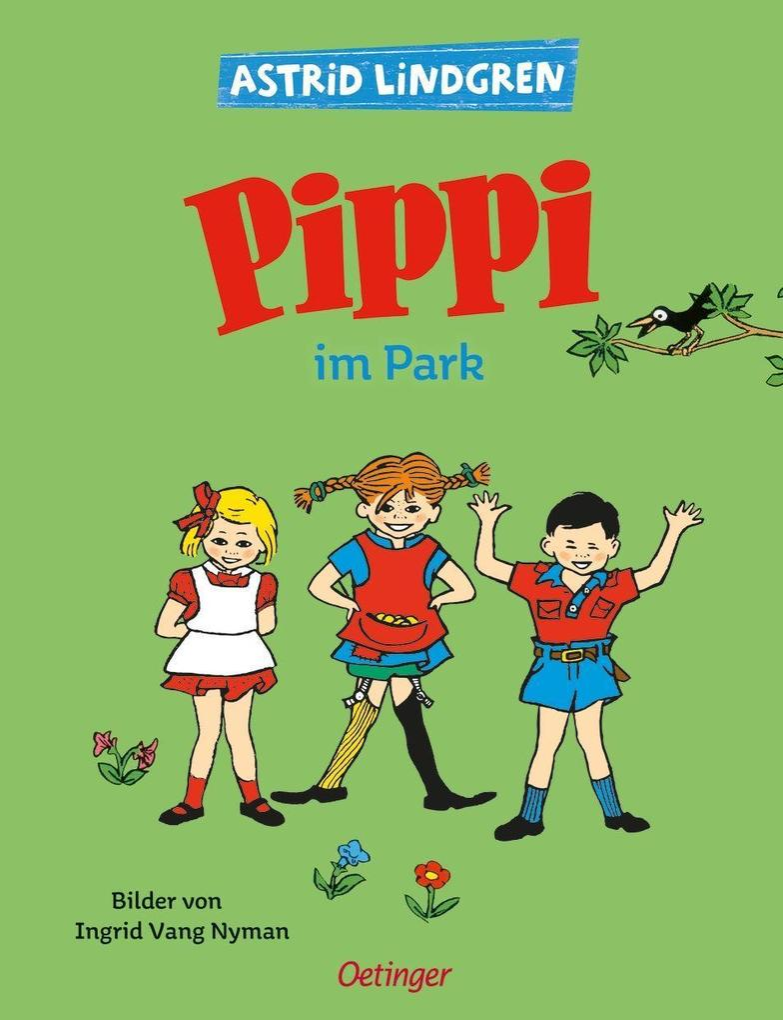 Pippi im Park als Buch