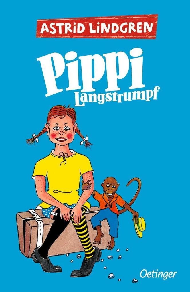 Pippi Langstrumpf als Buch