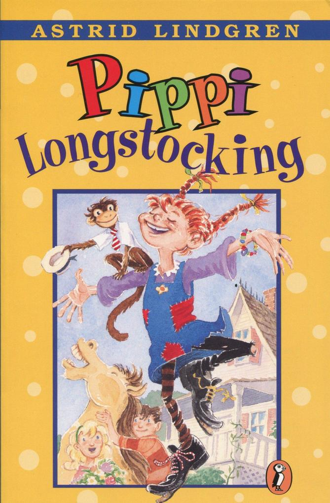 Pippi Longstocking als Taschenbuch