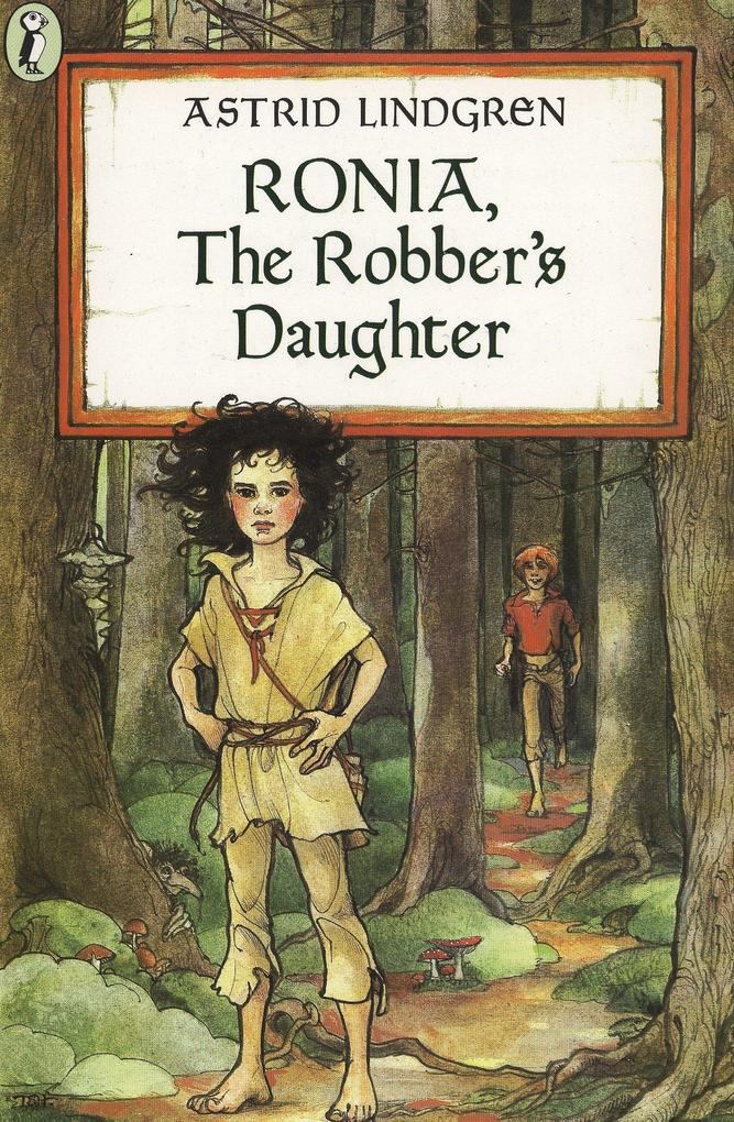Ronia, the Robbers Daughter als Taschenbuch