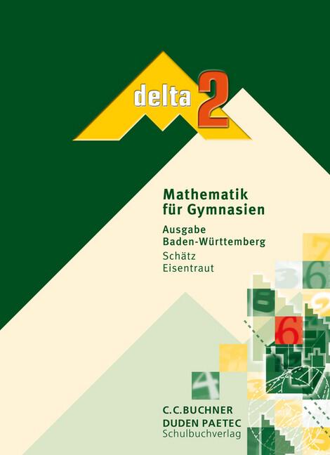delta 2. Baden-Württemberg. Schülerbuch als Buch