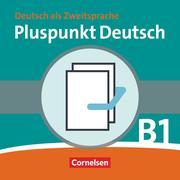 Pluspunkt Deutsch. Gesamtband (Einheit 1-14). Kursbuch und Arbeitsbuch mit CD