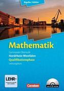 Mathematik Sekundarstufe II. Qualifikationsphase für den Leistungskurs Nordrhein-Westfalen. Schülerbuch mit CD-ROM
