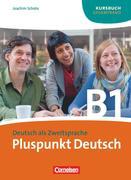 Pluspunkt Deutsch. Gesamtband 3 (Einheit 1-14). Kursbuch