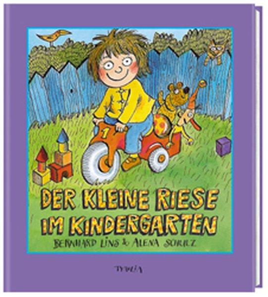 Der kleine Riese im Kindergarten als Buch