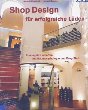 Shop Design für erfolgreiche Läden als Buch (gebunden)