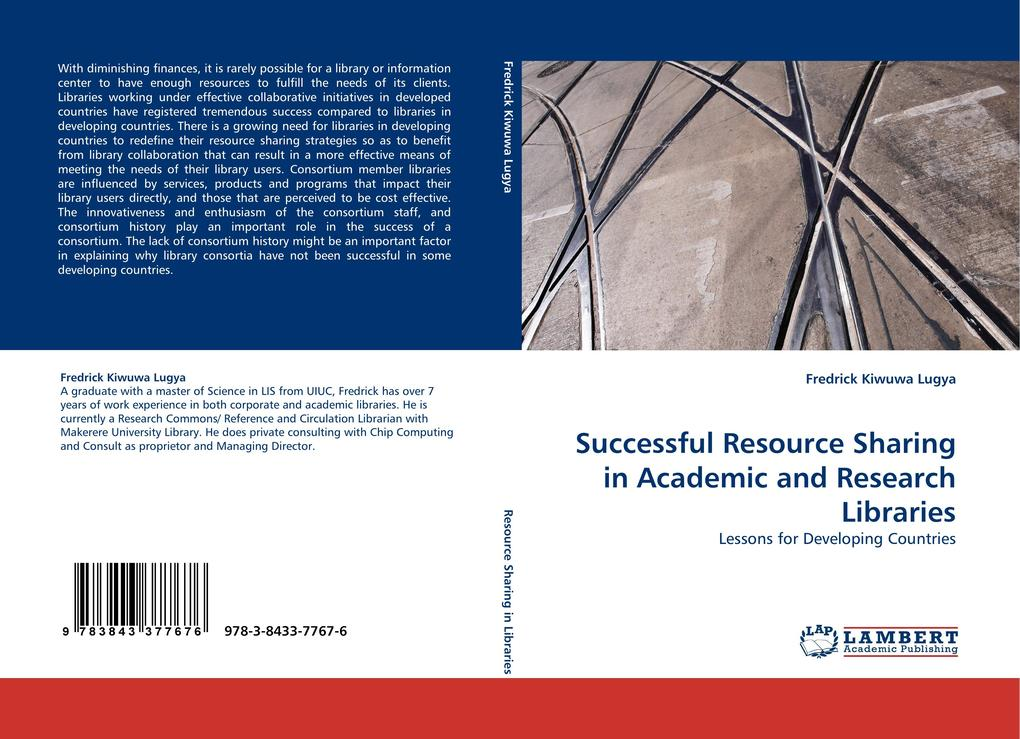 Successful Resource Sharing in Academic and Res...