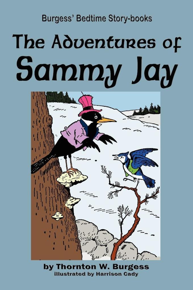 The Adventures of Sammy Jay als Taschenbuch