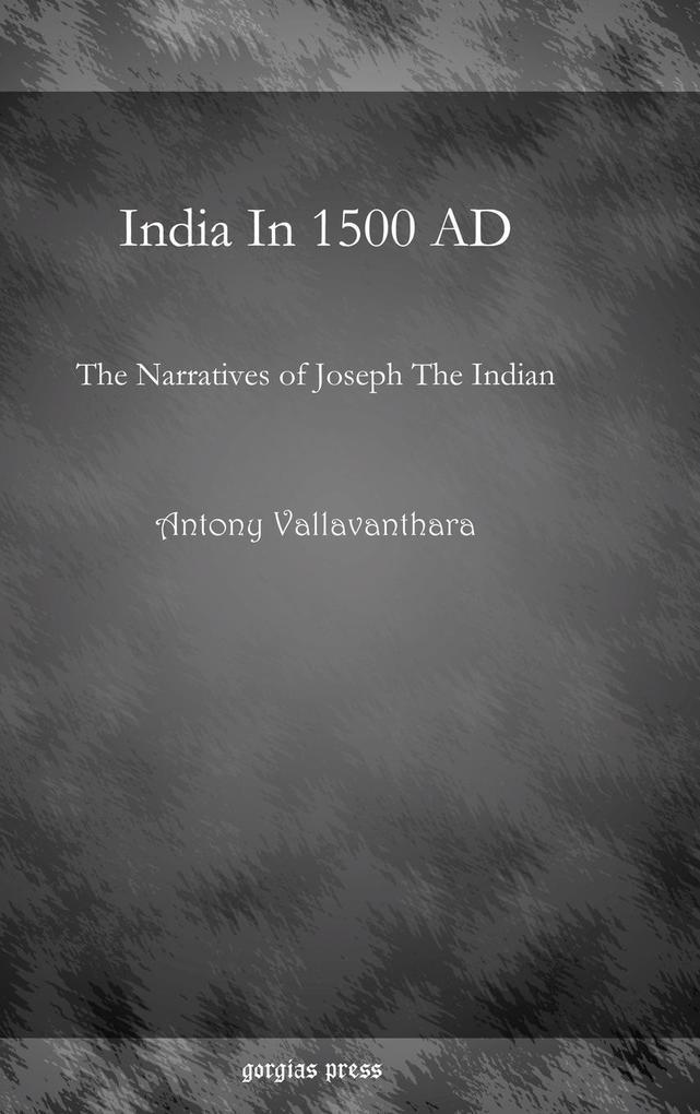 India In 1500 AD als Buch von Antony Vallavanthara - Antony Vallavanthara