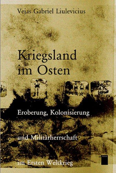 Kriegsland im Osten als Buch