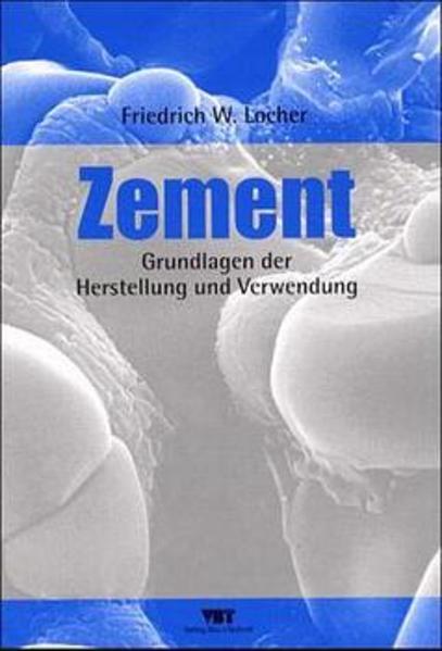 Zement als Buch (gebunden)