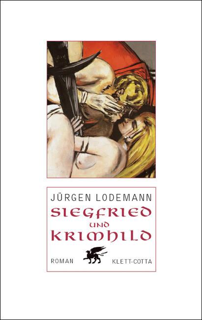 Siegfried und Krimhild als Buch