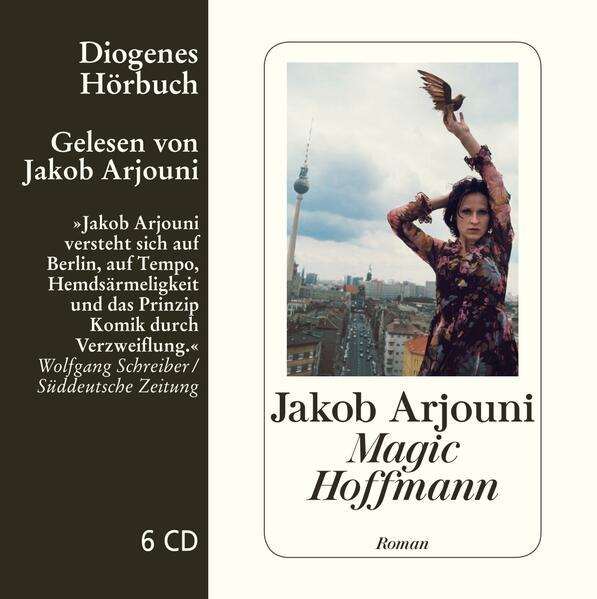 Magic Hoffmann als Hörbuch