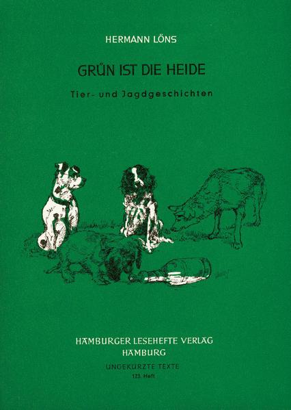Grün ist die Heide als Buch