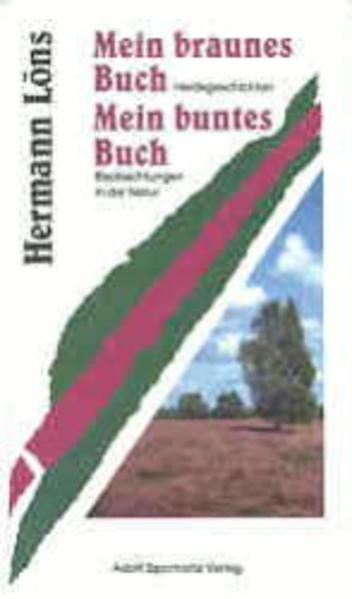 Mein braunes Buch / Mein buntes Buch als Buch