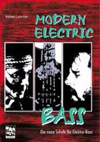 Modern Electric Bass 1 als Buch