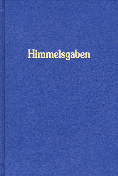 Himmelsgaben 1 als Buch