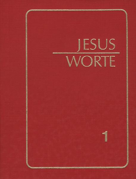 Jesus-Worte zur Meditation I als Buch