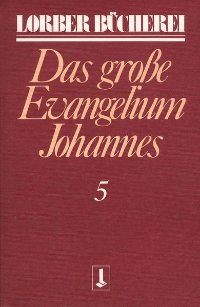 Johannes, das grosse Evangelium als Buch