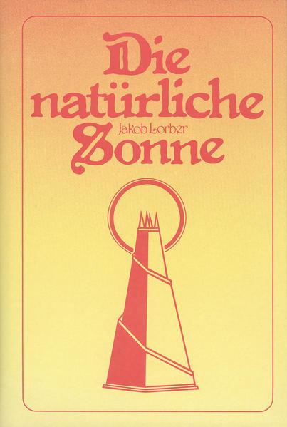 Die natürliche Sonne als Buch