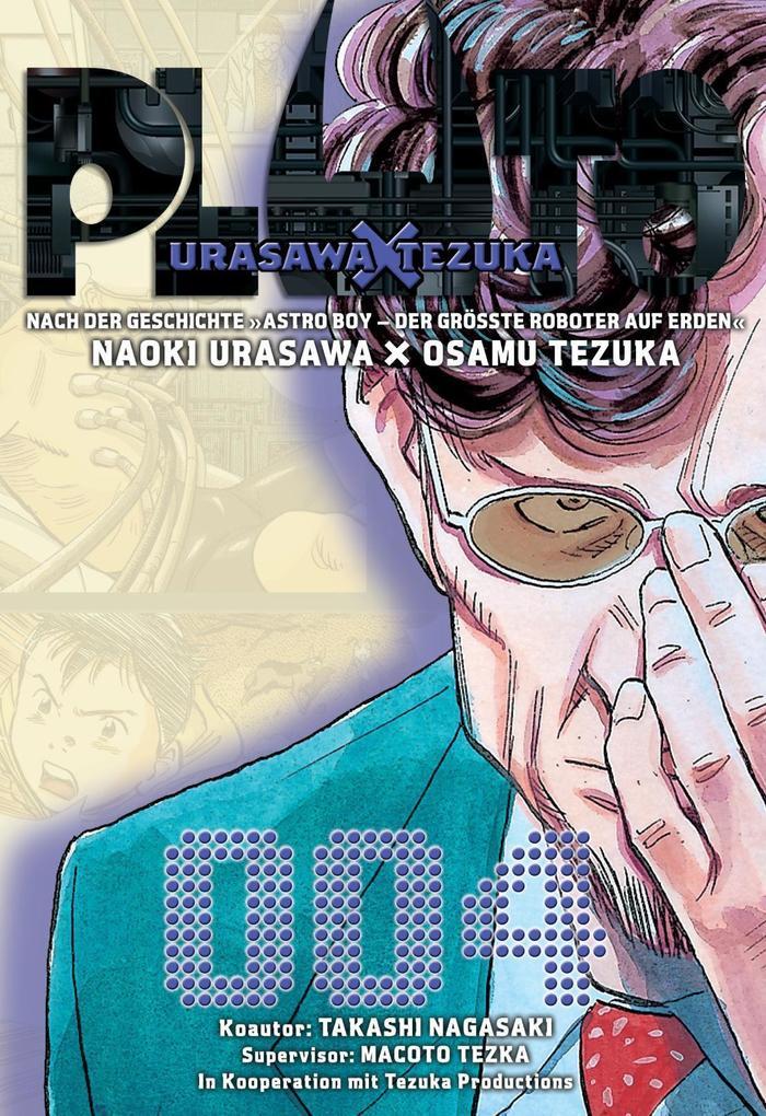 Pluto: Urasawa X Tezuka 04 als Buch von Naoki U...
