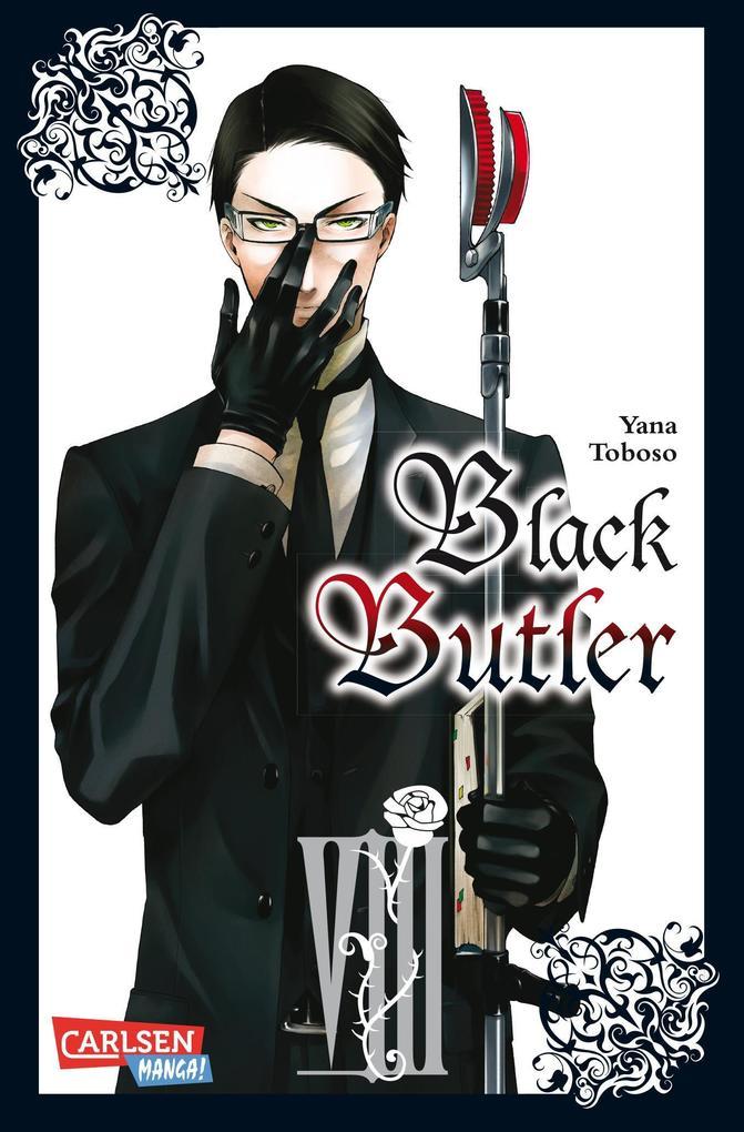 Black Butler 08 als Buch