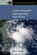 Spatio-Temporal Heterogeneity: Concepts and Analyses. by Pierre R.L. Dutilleul