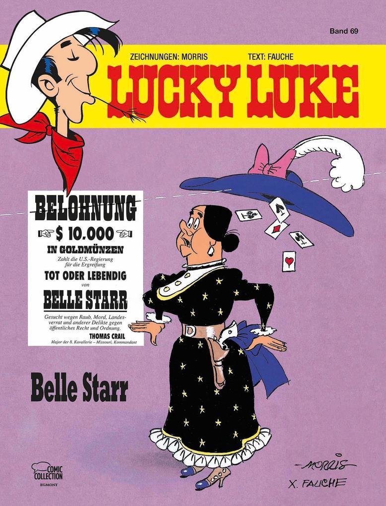 Lucky Luke 69 - Belle Star als Buch