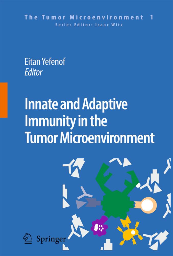 Innate and Adaptive Immunity in the Tumor Microenvironment als Buch (kartoniert)
