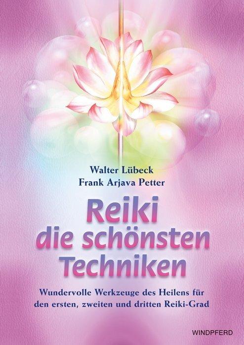 Reiki - die schönsten Techniken als Buch