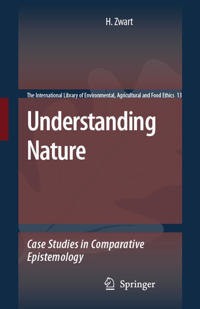 Understanding Nature als Buch von Hub Zwart