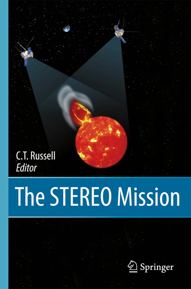 The STEREO Mission als Buch (kartoniert)