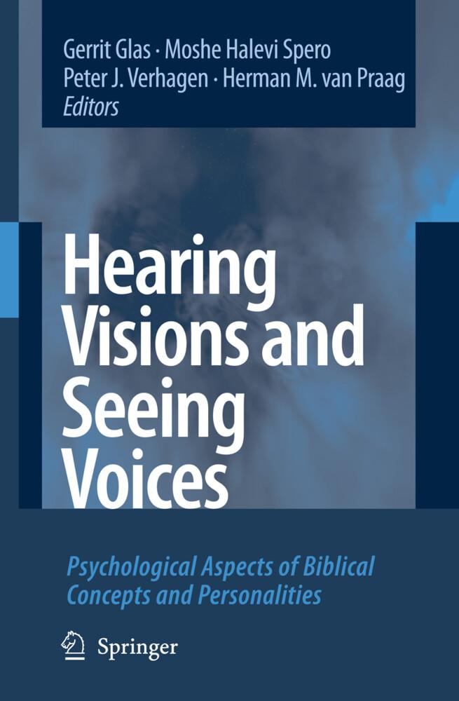 Hearing Visions and Seeing Voices als Buch von
