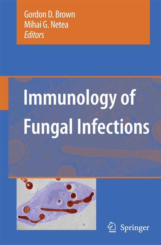 Immunology of Fungal Infections als Buch von