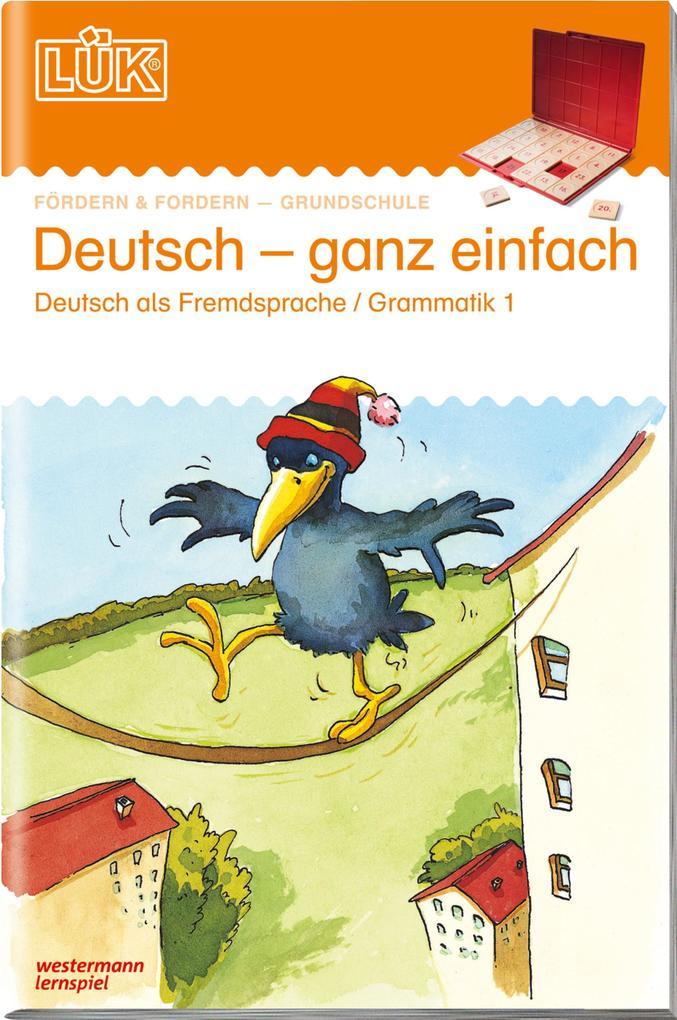 LÜK. Deutsch ganz einfach 3 als Buch