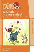 LÜK. Deutsch ganz einfach 4