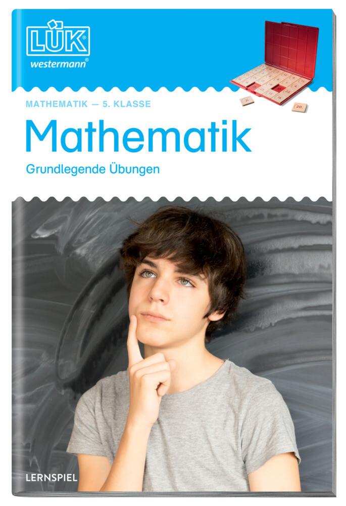 LÜK. Mathematik 5 als Buch