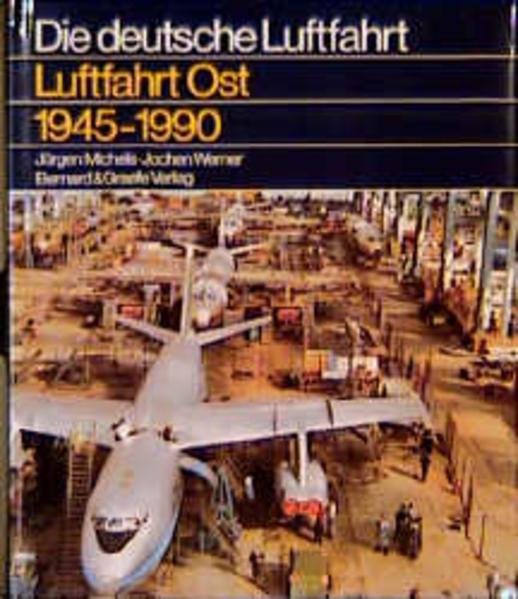 Luftfahrt Ost 1945 - 1990 als Buch