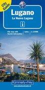 KuF Lugano 1 : 13 000. City map