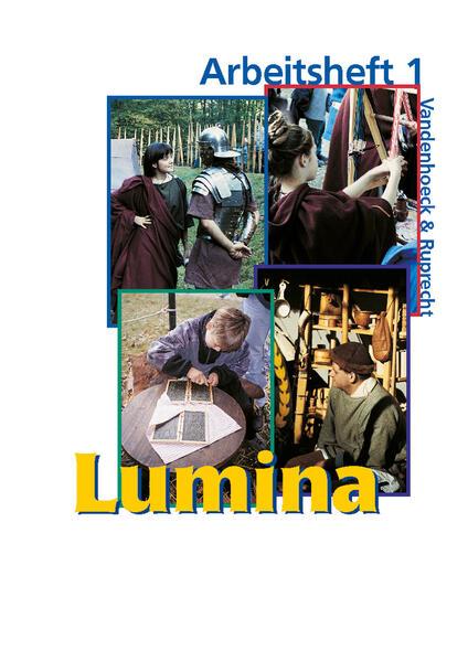 Lumina. Arbeitsheft 1 als Buch