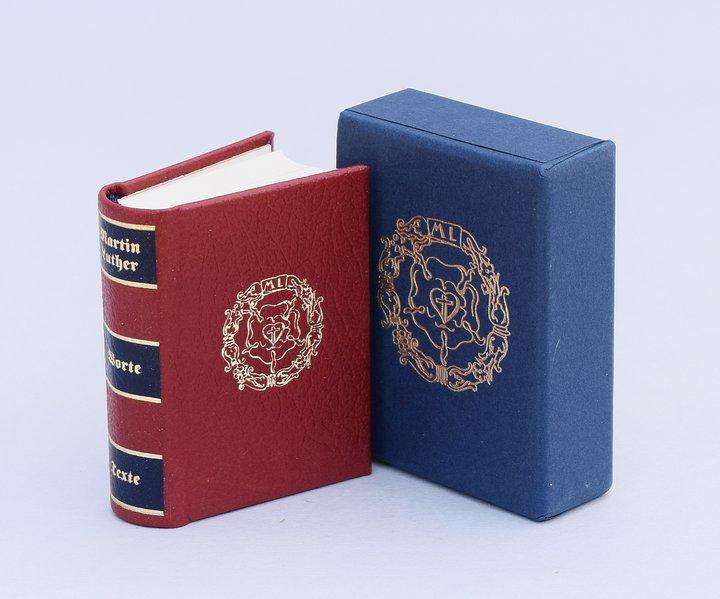 Worte und Texte als Buch