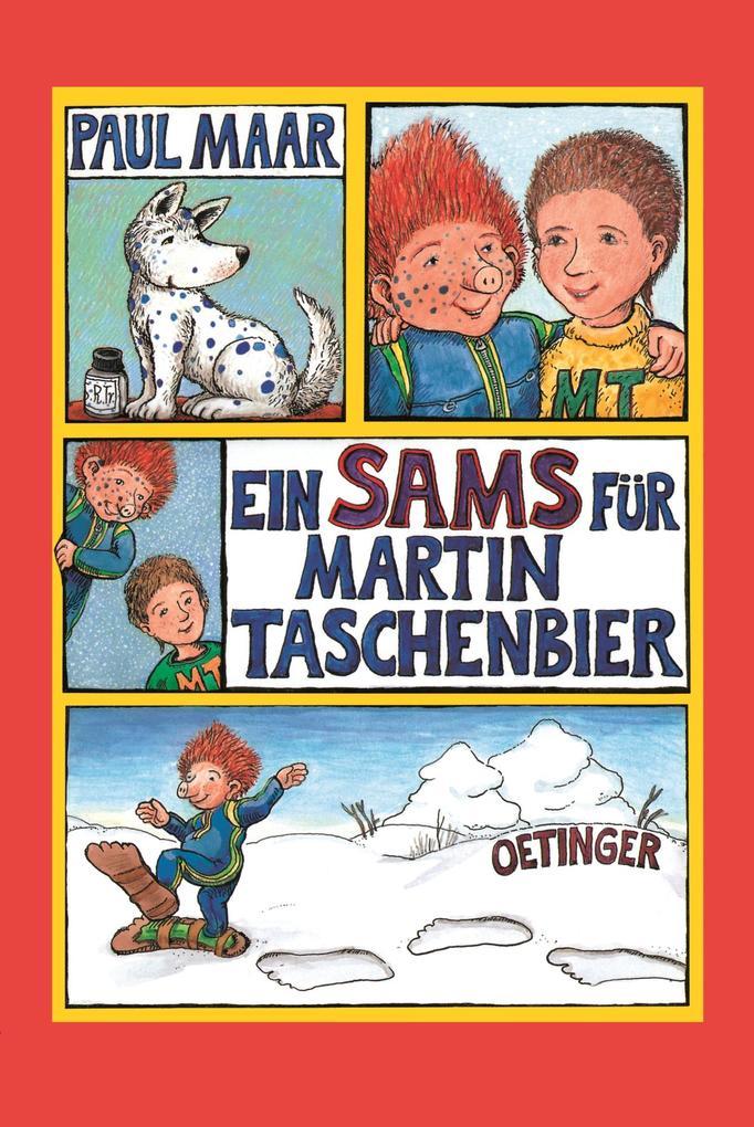 Ein Sams für Martin Taschenbier als Buch
