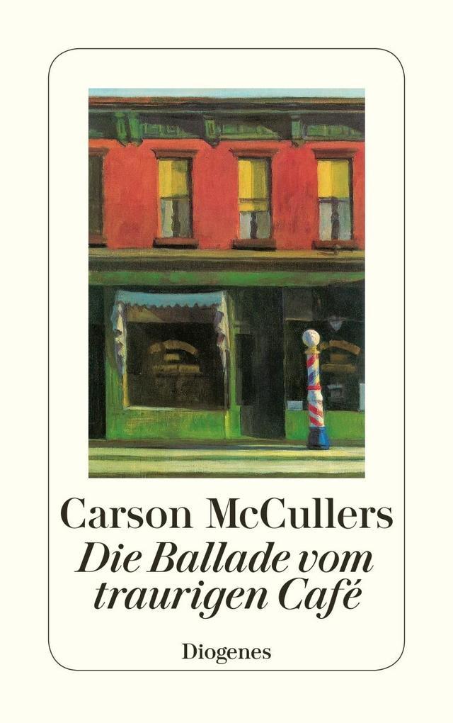 Die Ballade vom traurigen Café als Taschenbuch
