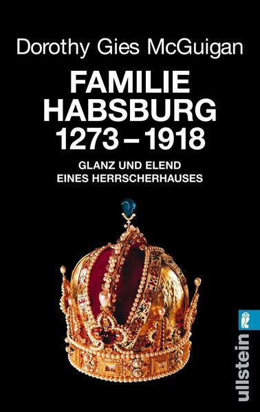 Familie Habsburg als Taschenbuch
