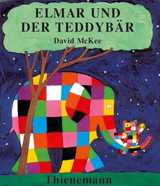 Elmar und der Teddybär als Buch